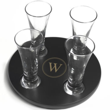 jcpenney.com | Cathy's Concepts Personalized 5-pc. Beer Flight Set