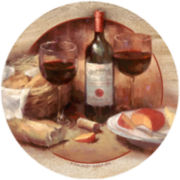 Thirstystone® Wine & Cheese Set of 4 Sandstone Coasters