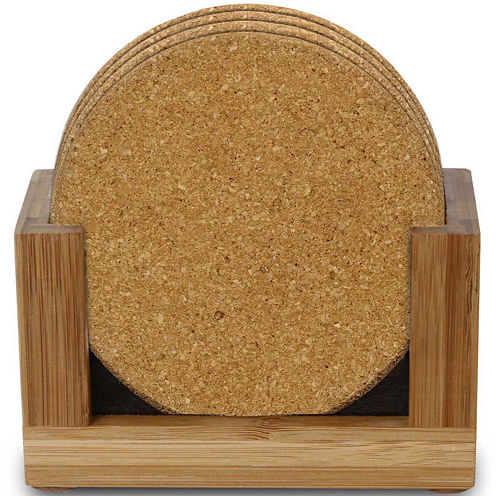 Thirstystone® Bamboo Set of 6 Coasters