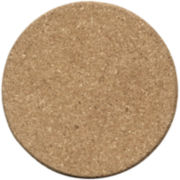 Thirstystone® Natural Cork Set of 6 Coasters
