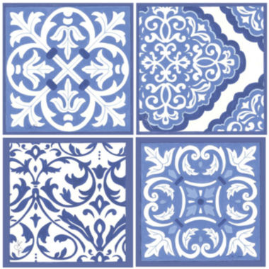 jcpenney.com | Thirstystone® Scrollwork Set of 4 Stoneware Coasters