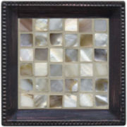 Thirstystone® Caprice Shell Set of 4 Coasters