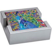 Thirstystone® Cacophony of Color Set of 4 Coasters