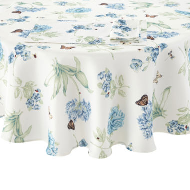 jcpenney.com | Lenox Butterfly Meadow Table Linen Collection