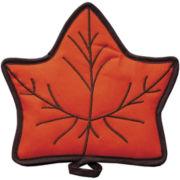 Ladelle® Thanksgiving Amber Harvest Leaf Pot Holder