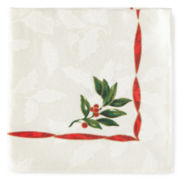Laurel Wreath Set of 4 Napkins