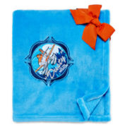 Disney Collection Planes Fleece Throw