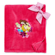 Disney Collection Princess Fleece Throw