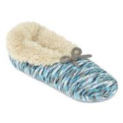 Teddy Faux-Fur Slipper Socks