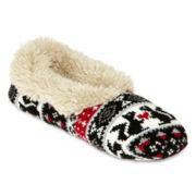 Plush Slipper Socks