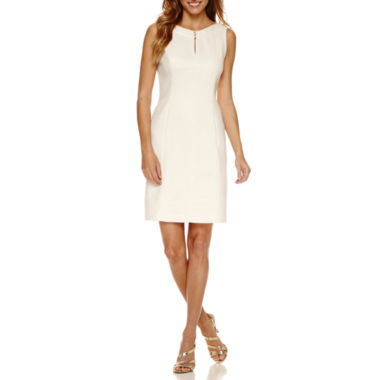 jcpenney.com | Chelsea Rose Sleeveless Sheath Dress