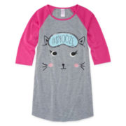Girls Nightshirt-Big Kid