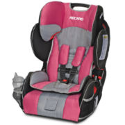Recaro Performance Sport Harness Booster Car Seat - Rose