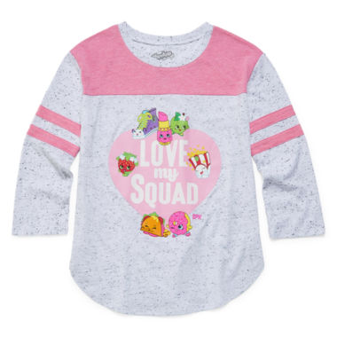 jcpenney.com | Shopkins Girls Graphic T-Shirt-Big Kid