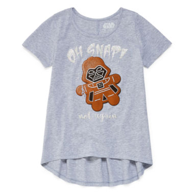 jcpenney.com | Short Sleeve T-Shirt-Big Kid Girls