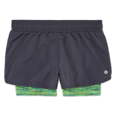 jcpenney.com | Xersion Solid Running Shorts - Big Kid