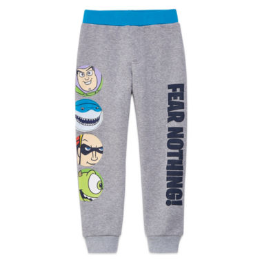 jcpenney.com | Okie Dokie Pixar Fear Nothing Fleece Pant - Preschool 4-7
