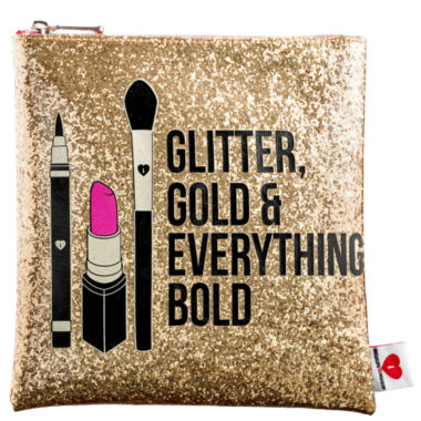 jcpenney.com | SEPHORA COLLECTION Glitter, Gold, & Everything Bold Clutch