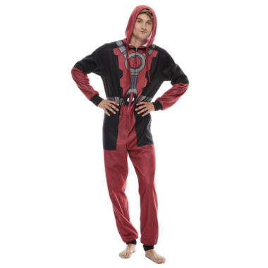 jcpenney.com | Marvel® Deadpool Pillow Pack Union Suit