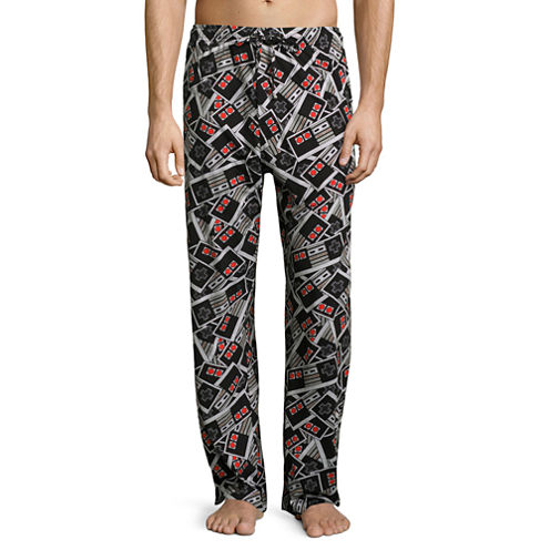 Nintendo® Controller Knit Pajama Pants