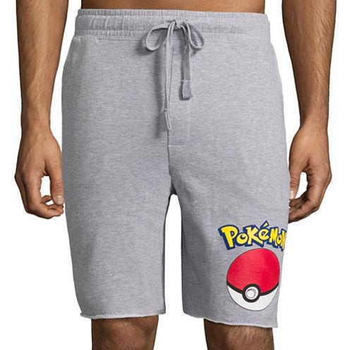 Pokémon™ Pokéball Knit Pajama Shorts