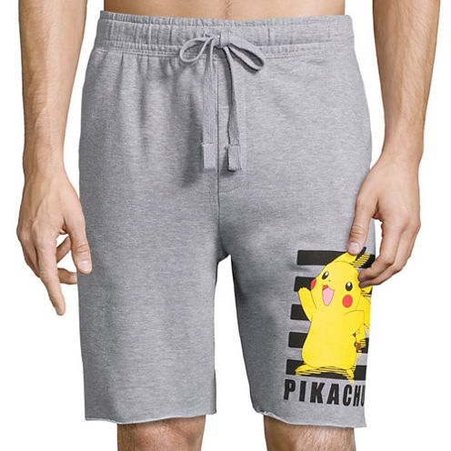 Pokemon Cotton Blend Pajama Shorts