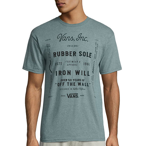 Vans Iron Willed Graphic T-Shirt