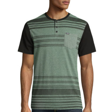 jcpenney.com | Zoo York Granny Grind Short Sleeve Henley Shirt
