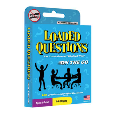 jcpenney.com | Loaded Questions On The Go Card Game