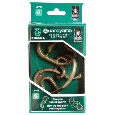 jcpenney.com | Hanayama Level 6 Cast Puzzle - Enigma