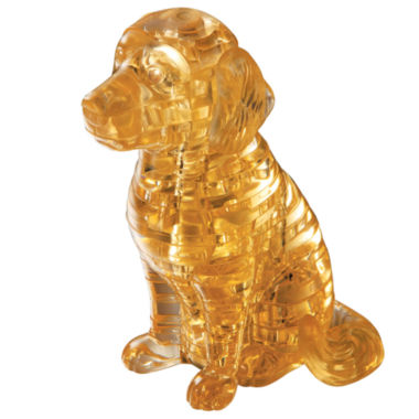 jcpenney.com | 3D Crystal Puzzle - Puppy Dog: 40 Pcs