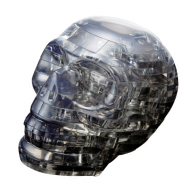 jcpenney.com | 3D Crystal Puzzle - Skull: 48 Pcs