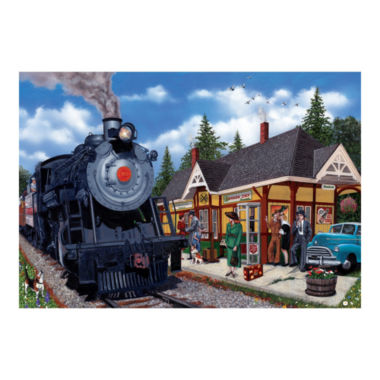 jcpenney.com | Kirkland Lake Station Puzzle: 2000 Pcs