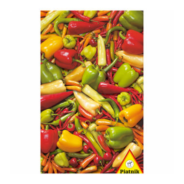 jcpenney.com | Peppers & Chillies Jigsaw Puzzle: 1000 Pcs