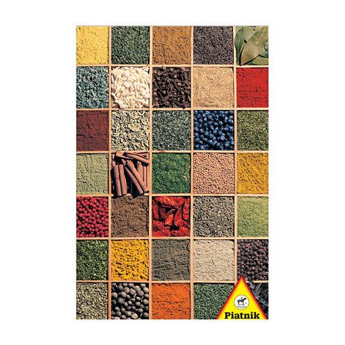 Piatnik Spices Jigsaw Puzzle: 1000 Pcs