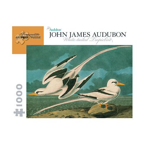 Pomegranate Communications Inc. John James AudubonWhite-Tailed Tropicbird Puzzle: 1000 Pcs