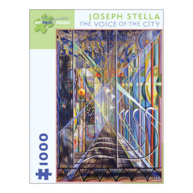 jcpenney.com | Joseph Stella - The Voice of the City Puzzle: 1000Pcs