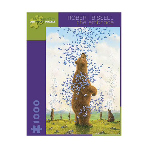 Pomegranate Communications Inc. Robert Bissell - The Embrace Puzzle: 1000 Pcs