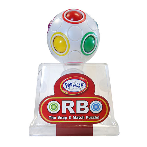 Popular Playthings Orbo Puzzle Ball