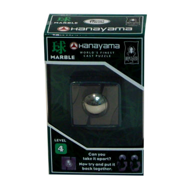 jcpenney.com | Hanayama Level 4 Cast Puzzle - Marble