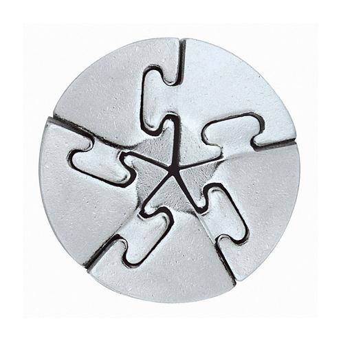 BePuzzled Hanayama Level 5 Cast Puzzle - Spiral