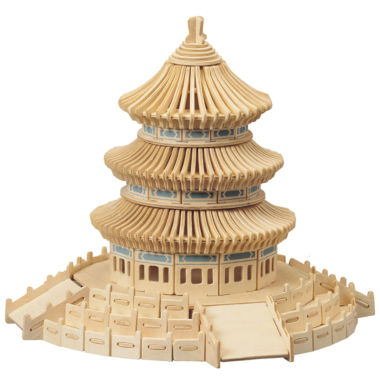 jcpenney.com | Temple of Heaven Wooden Puzzle