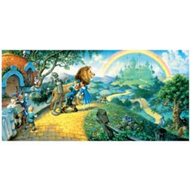 jcpenney.com | Wizard of Oz Jigsaw Puzzle: 1000 Pcs