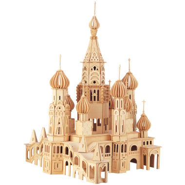 jcpenney.com | St. Petersburg Church Wooden Puzzle