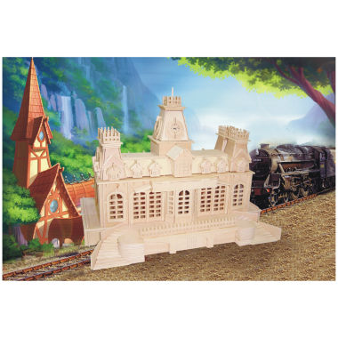 jcpenney.com | Train Station Wood Puzzle