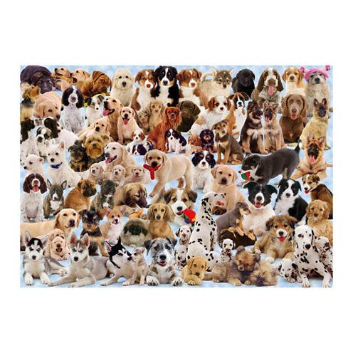Ravensburger Dogs Galore! Jigsaw Puzzle: 1000 Pcs