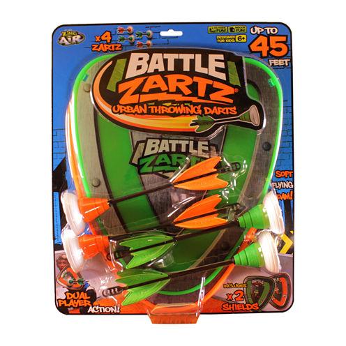 Zing Toys Battle Zarts Urban Throwing Darts
