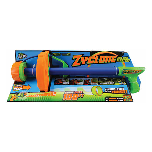 Zing Toys Zyclone Zing-Ring Blaster