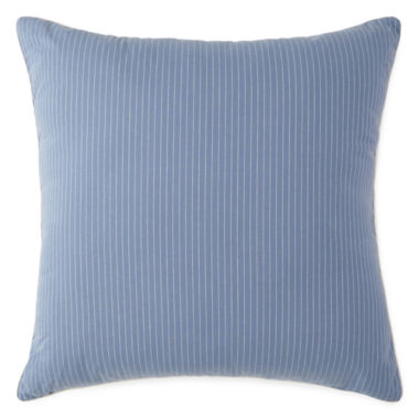 jcpenney.com | New England Charm Stripe Euro Pillow