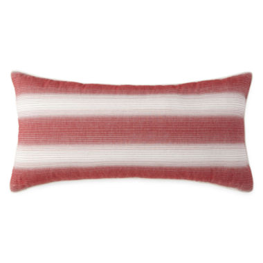 jcpenney.com | New England Charm Stripe Oblong Decorative Pillow